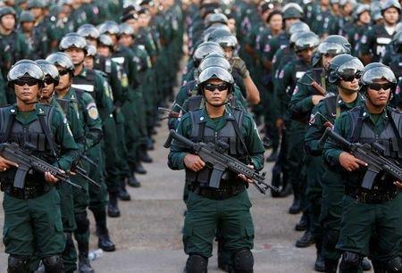 درخواست آمریکا از کامبوج برای برطرف محدودیت ها علیه رهبر اپوزیسیون