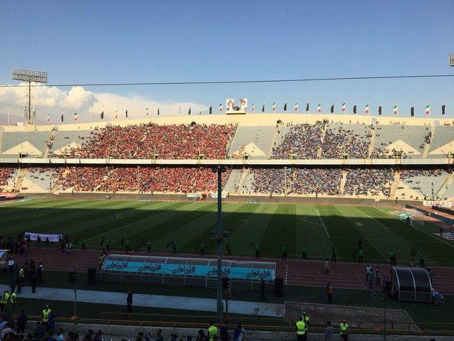 2 ساعت تا داربی 88، تماشاگران پرسپولیسی بیشتر از استقلالی ها