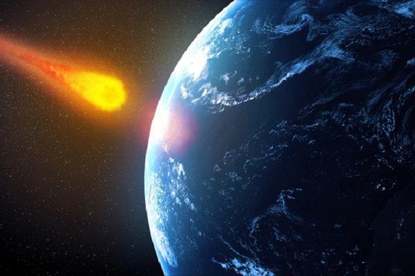 سیارک کدوحلوایی عظیم از کنار زمین رد می گردد