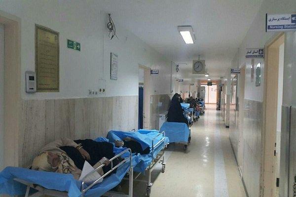 بیماران بیمارستان الزهرا خواهان توجه به قشر محروم شدند
