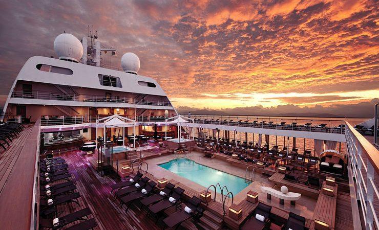آشنایی با سفر با کشتی های بزرگ