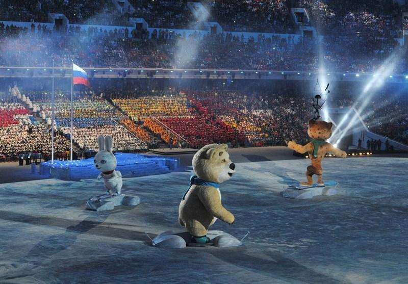 افتتاحیه رنگارنگ المپیک زمستانی سوچی