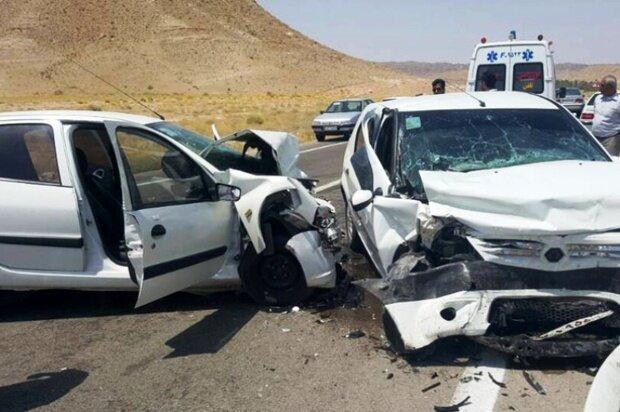 افزایش 8 دهم درصدی تلفات حوادث رانندگی 10 ماهه 97