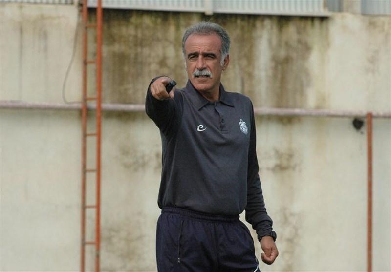 محمد احمدزاده: بی معرفتی و بی انصافی هم حدی دارد، اگر توان تیم داری ندارند ملوان را رها کنند