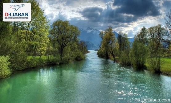 آنالیز چندی از مهمترین رودخانه های کبک کانادا