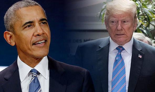 اوباما درباره دونالد ترامپ فیلم تهیه می نماید