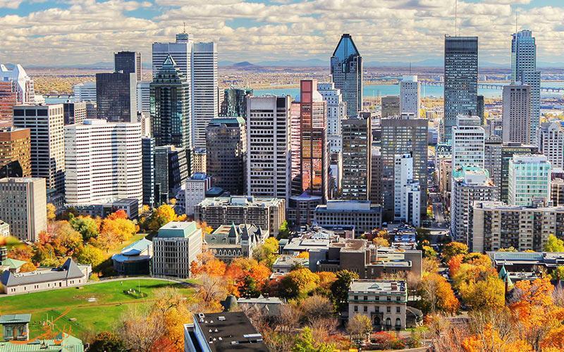 چطور از فرودگاه مونترال کانادا به مرکز شهر برویم؟