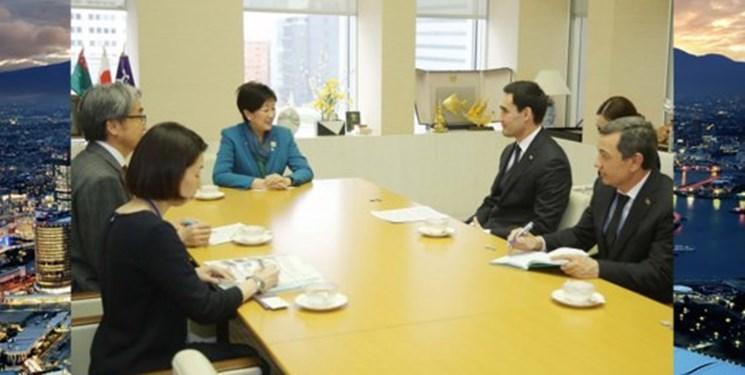 عشق آباد میزبان نشست همکاری های اقتصادی ترکمنستان و ژاپن