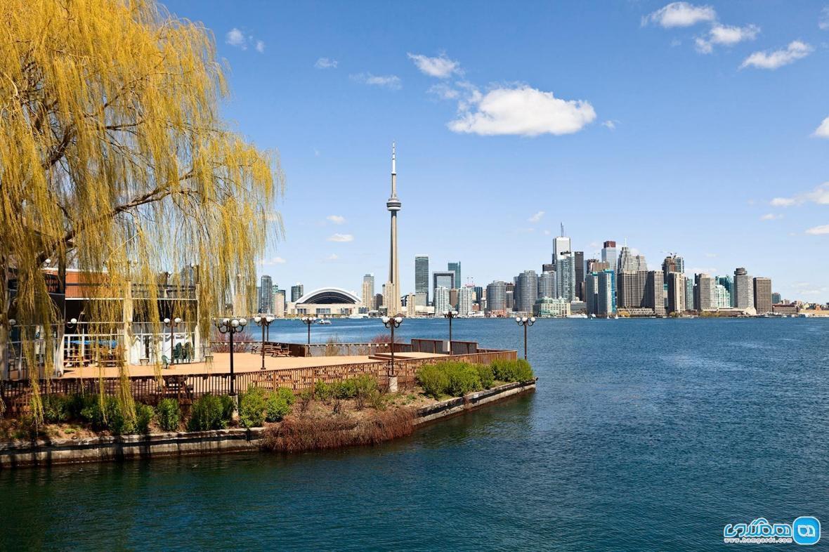 جاذبه های گردشگری تورنتو ، بزرگ ترین شهر کانادا