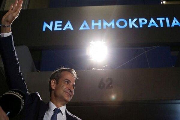 تشکیل دولت جدید یونان، نخستین نشست کابینه فردا برگزار می گردد
