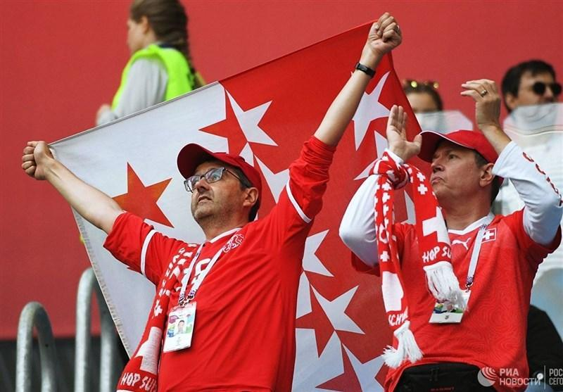 اقامت 30 طرفدار سوئیس در روسیه پس از جام جهانی 2018، نیجریه و ویتنام در صدر مهاجران غیرقانونی