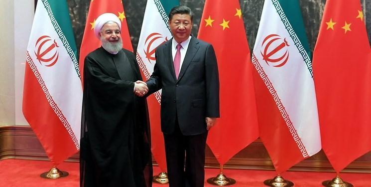 شی جین پینگ: پکن بدون توجه به شرایط به توسعه روابط خود با ایران ادامه می دهد