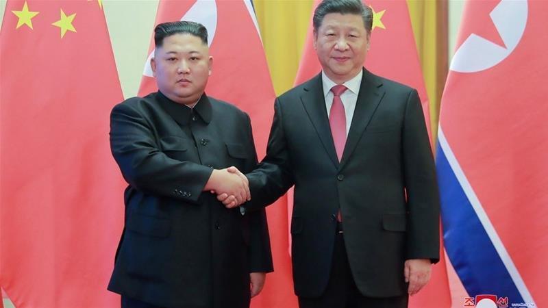 شروع سفر کم سابقه رئیس جمهوری چین به کره شمالی