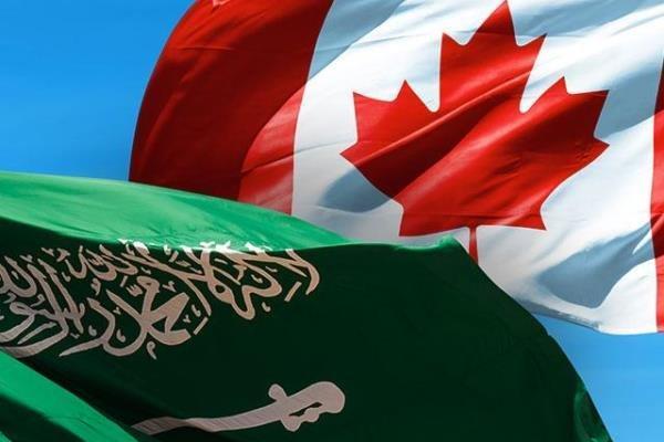 لندن خواهان حفظ خویشتنداری مقامات کانادا و عربستان شد