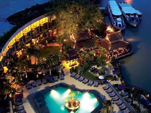 هتل شانگری لا بانکوک &ndash Shangri La بانکوک