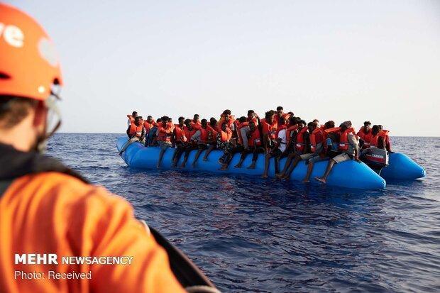 رشد 10 درصدی متقاضیان پناهندگی به کشورهای اتحادیه اروپا