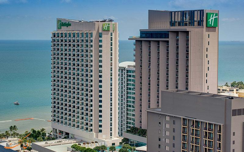 معرفی هتل 4 ستاره هالیدی این در پاتایا