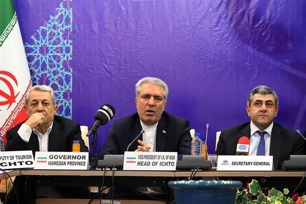 آمادگی ایران برای تعامل و همکاری در زمینه تقویت صنعت گردشگری