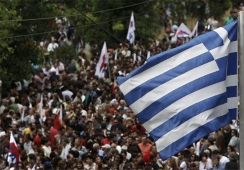 دعوت به اعتصاب عمومی در یونان