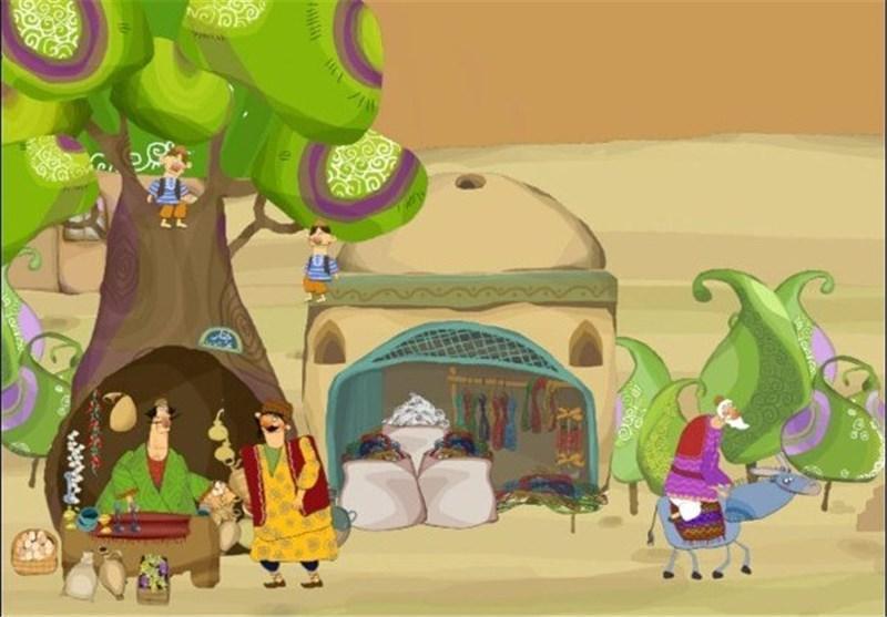 نمایش انیمیشن های ایرانی برای بچه ها کانادایی