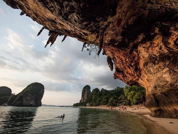 6 ساحل زیبای تایلند