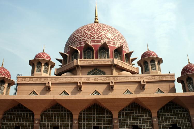 دو مسجد مدرن و زیبا در کوالالامپور
