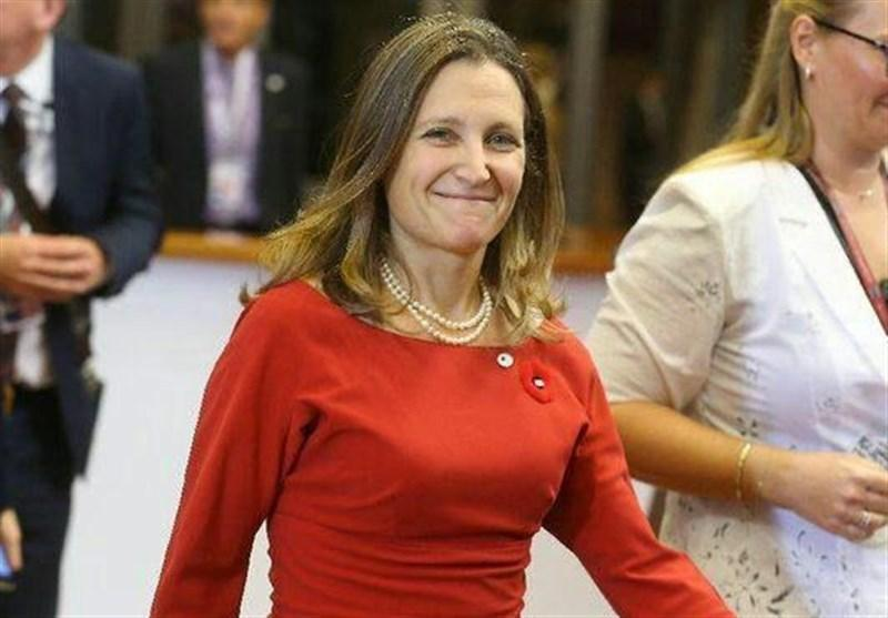 تغییرات در کابینه کانادا همسو با ترامپ، وزیر خارجه عوض شد