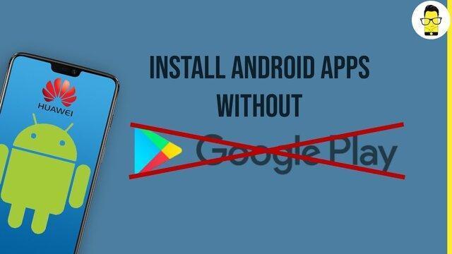 چگونه بدون گوگل پلی استور، اپلیکیشن دانلود کنیم؟