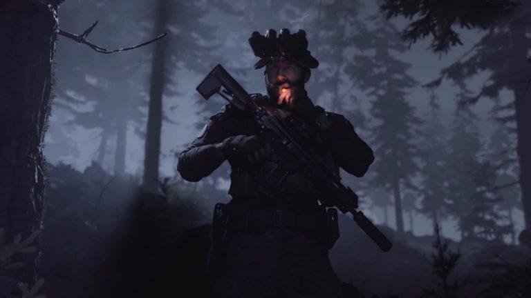 تریلر بخش داستانی Call of Duty: Modern Warfare منتشر شد