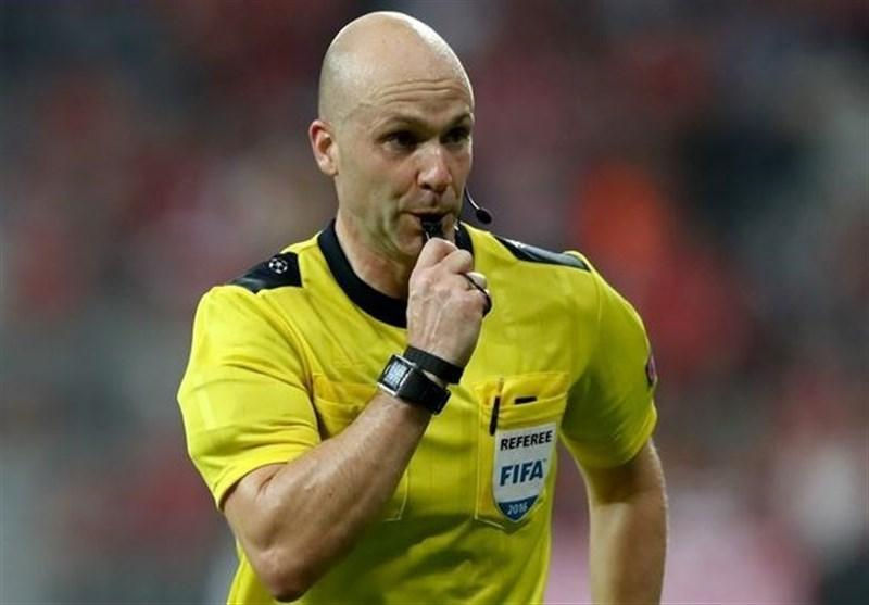 اعلام اسامی داوران روز دوم از هفته سوم لیگ قهرمانان اروپا، تیلور انگلیسی مصاف اینتر - دورتموند را سوت می زند