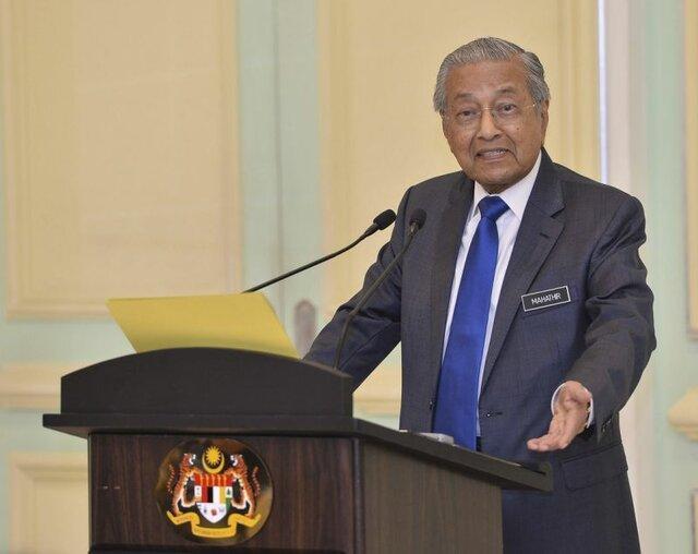 انتقاد مجدد نخست وزیر مالزی از تحریم های آمریکا علیه ایران