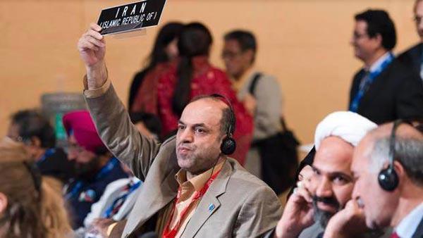 درگیری نمایندگان ایران و کانادا در یک اجلاس