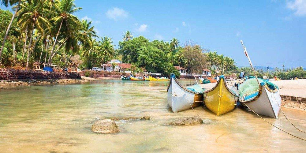 جزیره گوا در هند را با سواحل زیبایش بشناسید