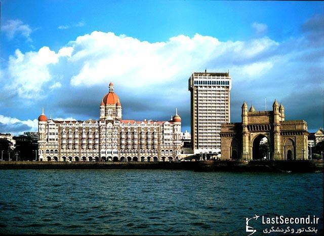 بمبئی پایتخت تجارتی هندوستان