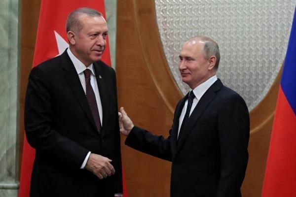 شرح چاوش اوغلو درباره محورهای مذاکرات اردوغان و پوتین در سوچی