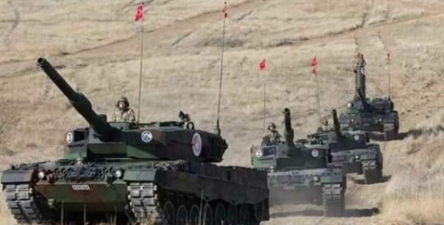 ترکیه: 63 کشور را از روند عملیات چشمه صلح مطلع کردیم