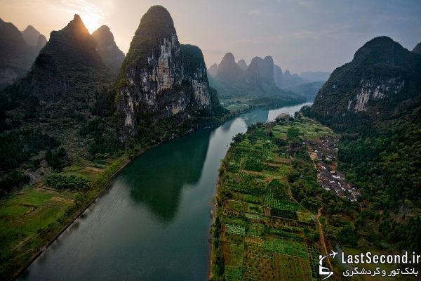 چین، پرجمعیت ترین کشور جهان