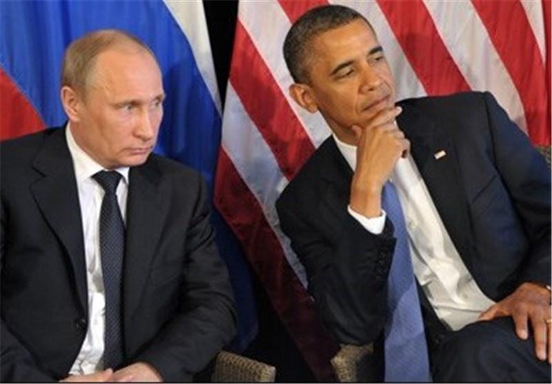 پیراهن فراوری چین بر تن اوباما و پوتین