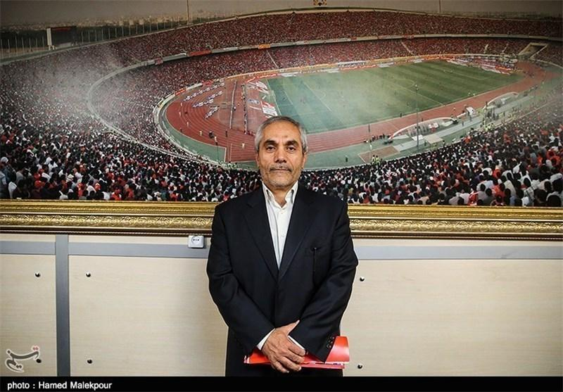 استقبال مدیرعامل العروبیه از طاهری و تشکر برانکو از بازیکنان