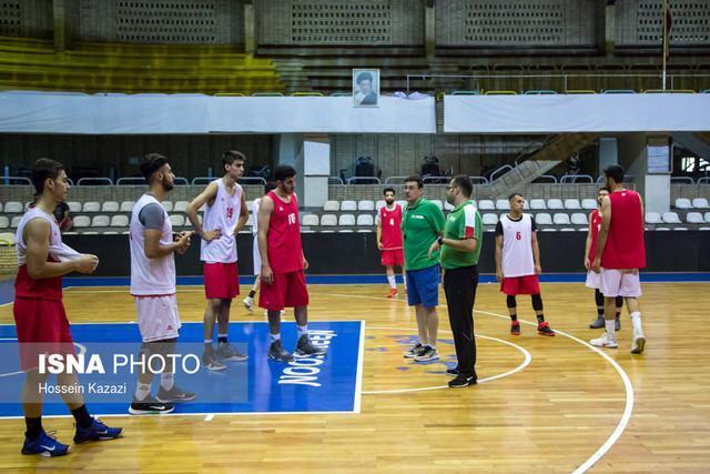 ژاپن، قزاقستان و اندونزی حریفان بسکتبالیست های جوان ایران در آسیا
