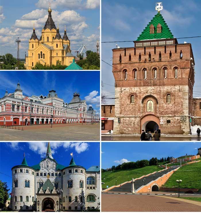 راهنمای سفر به نیژنی نووگورود روسیه