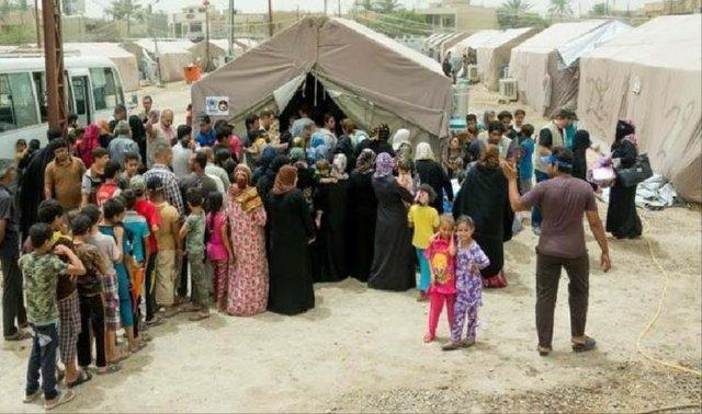 بازگشت حدود 4000 پناهجوی عراقی از سوریه و ترکیه در سال 2019