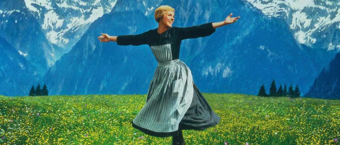 سفر و جهانگردی در قاب سینما: از آوای موسیقی تا سریال Lost (قسمت اول)