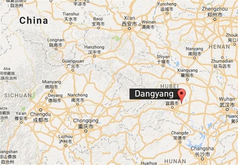 انفجار در مرکز چین 21 کشته بر جای گذاشت