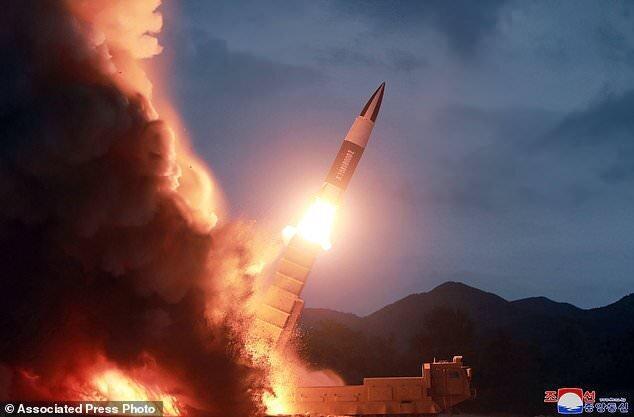 آمریکا با یک آزمایش موشکی دیگر کره شمالی چه می کند