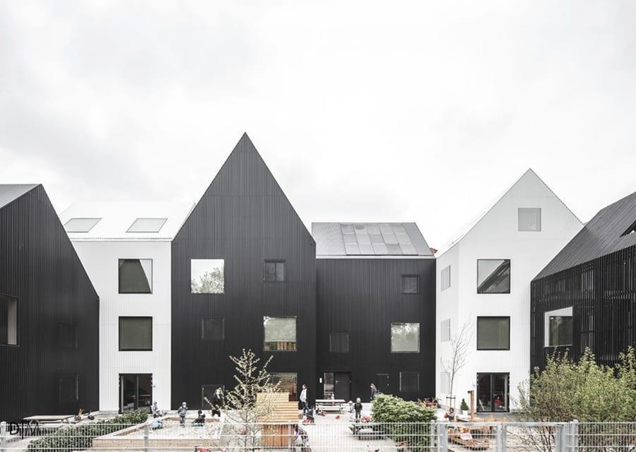 کودکستان Frederiksvej پس از چهار سال در کپنهاگ بازگشایی شد