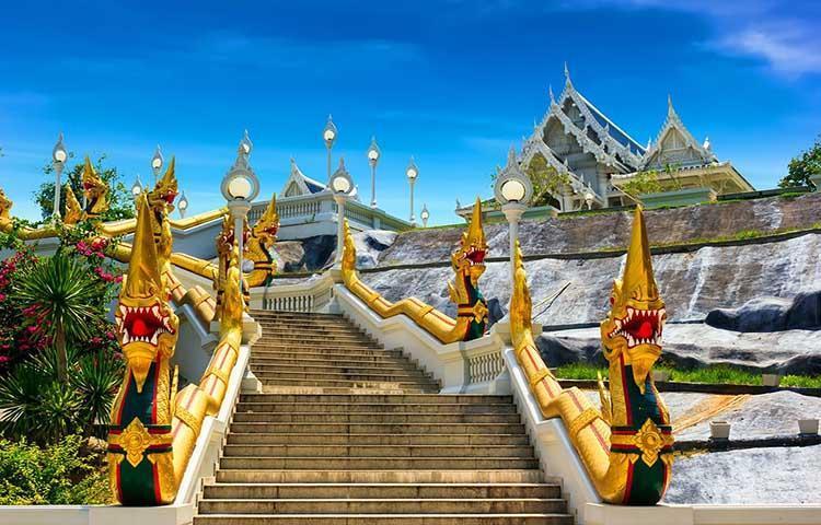 سفر به کرابی ، تایلند و راهنمای جاذبه های گردشگری آن