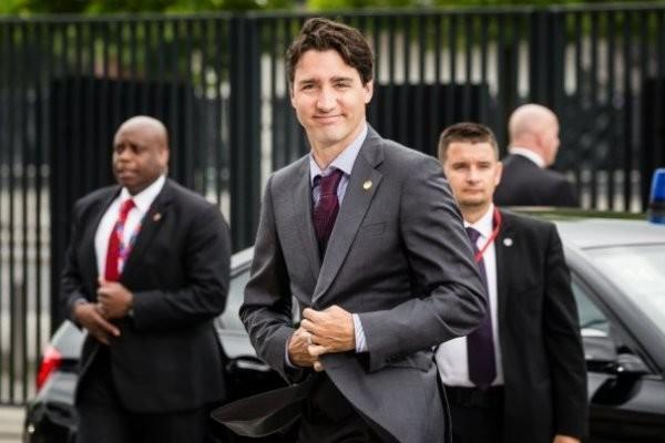 موضعگیری تلویحی نخست وزیر کانادا علیه فرمان ترامپ