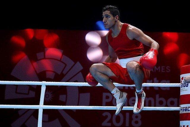 دو سهمیه المپیک برای بوکسورهای ایران، موسوی هم مسافر توکیو شد