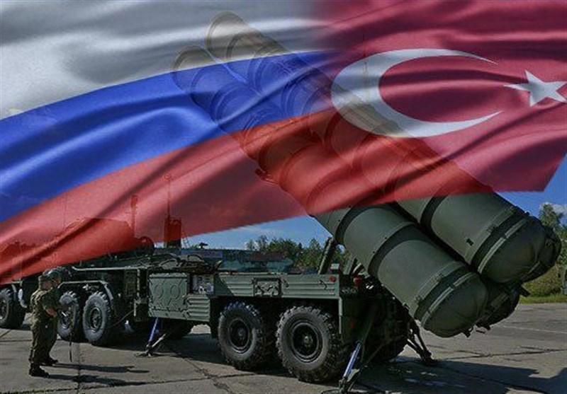 ترکیه جزو 5 وارد کننده تسلیحات روسیه شد